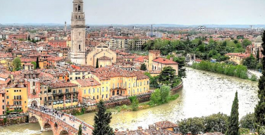 Verona, Italy, The city of love!