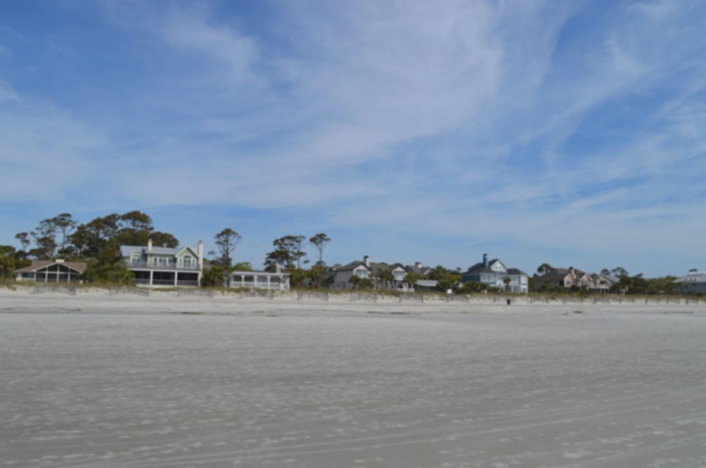 Relax on Hilton Head's beaches or tee off on a golf course